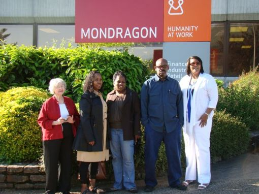 grp in front of mondragon
