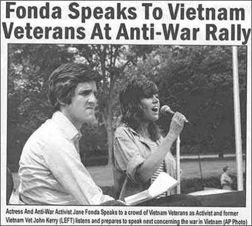 John Kerry redeems himself/why they hate him