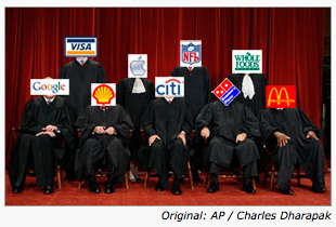 The Supreme Corporate of the United States