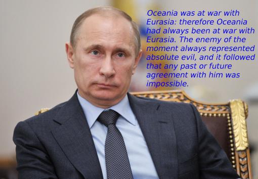 Putin-Eurasia